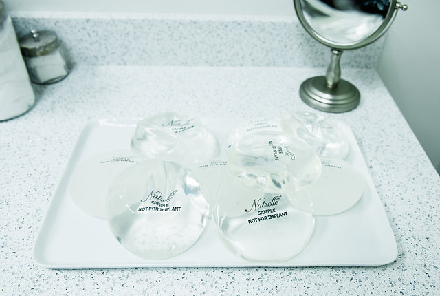 Breast Implants at Dr Potter's Office in Austin