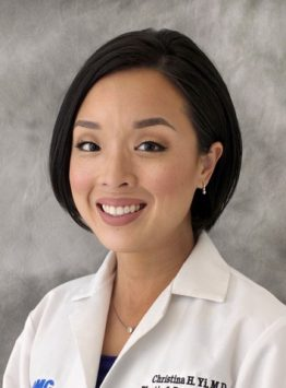 Dr. Christina Yi