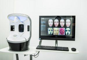 Visia Facial Analysis