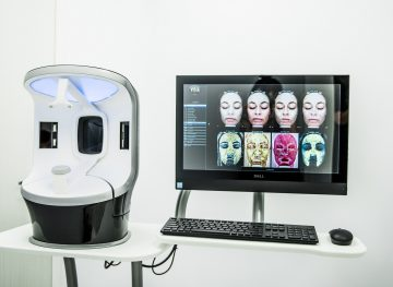 Visia Facial Analysis