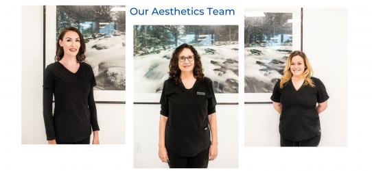 Our Aesthetics Team